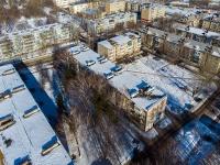 Жигулевск, мкр Г-1, дом 11. многоквартирный дом