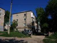 Zhigulevsk,  G-1, house 13. Apartment house