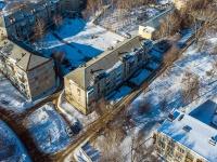 Zhigulevsk, G-1 , house 13. Apartment house