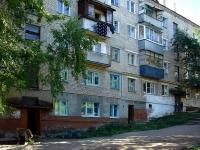 Жигулевск, мкр Г-1, дом 14. многоквартирный дом