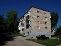 Zhigulevsk,  G-1, house 14. Apartment house