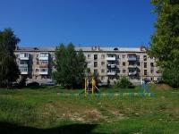 Zhigulevsk, G-1 , house 15. Apartment house