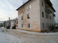Zhigulevsk, Mira (Zolnoye) st, house 10. Apartment house
