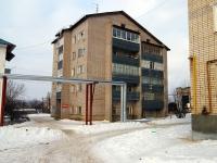 Жигулевск, улица Мира (с. Зольное), дом 11. многоквартирный дом