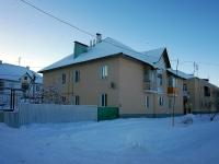 Жигулевск, улица Мира (с. Зольное), дом 3. многоквартирный дом