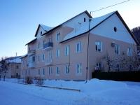 Жигулевск, улица Мира (с. Зольное), дом 4. многоквартирный дом