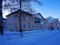 Жигулевск, улица Мира (с. Зольное), дом 5. многоквартирный дом
