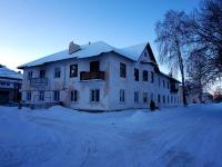Жигулевск, улица Мира (с. Зольное), дом 6. многоквартирный дом
