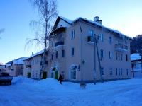 Жигулевск, улица Мира (с. Зольное), дом 7. многоквартирный дом