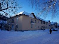 Жигулевск, улица Мира (с. Зольное), дом 8. многоквартирный дом