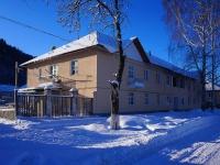 Жигулевск, улица Мира (с. Зольное), дом 9. многоквартирный дом