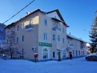 Жигулевск, улица Мира (с. Зольное), дом 10. многоквартирный дом
