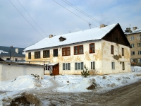 Zhigulevsk, Pervomayskaya (Zolnoye) st, house 20. Apartment house