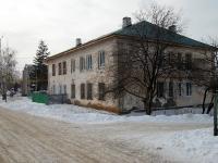 Zhigulevsk, Pervomayskaya (Zolnoye) st, house 22. Apartment house