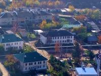 Zhigulevsk, Pervomayskaya (Zolnoye) st, house 27. Apartment house