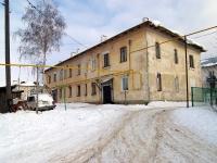 Жигулевск, улица Первомайская (п. Зольное), дом 28. многоквартирный дом