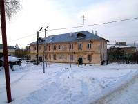 Жигулевск, улица Первомайская (п. Зольное), дом 31. многоквартирный дом