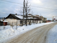 Zhigulevsk, Pervomayskaya (Zolnoye) st, house 32. Apartment house