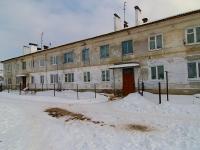 Жигулевск, улица Первомайская (п. Зольное), дом 35. многоквартирный дом