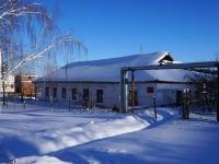 Жигулевск, улица Первомайская (с. Зольное), дом 1. поликлиника Детское поликлиническое отделение №4