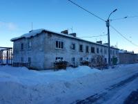 Жигулевск, улица Первомайская (с. Зольное), дом 4. многоквартирный дом