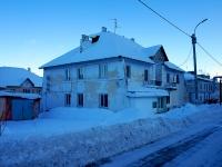 Жигулевск, улица Первомайская (с. Зольное), дом 4А. многоквартирный дом