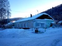 Жигулевск, улица Первомайская (с. Зольное), дом 7. многоквартирный дом