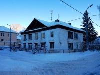 志古列夫斯科,  , house 12. 公寓楼