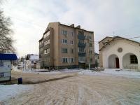 Жигулевск, улица Первомайская (с. Зольное), дом 20А. многоквартирный дом