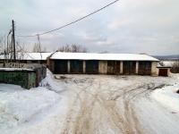 Zhigulevsk, Pervomayskaya (Zolnoye) st, garage (parking)