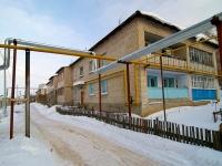 Zhigulevsk, Podgornaya (Zolnoye) st, house 31. Apartment house