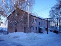 Жигулевск, улица Подгорная (с. Зольное), дом 3. многоквартирный дом