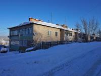 Жигулевск, улица Подгорная (с. Зольное), дом 33. многоквартирный дом