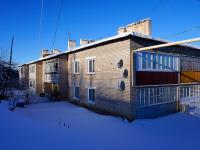Жигулевск, улица Подгорная (с. Зольное), дом 35. многоквартирный дом