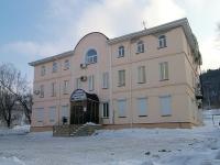 "neighbour house: st. Upravlencheskaya (Bogatyr), house 1. factory ЗАО ""Жигулевский известковый завод"""