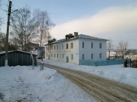 Zhigulevsk, Upravlencheskaya (Bogatyr) st, house 3. Apartment house