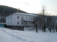 neighbour house: st. Upravlencheskaya (Bogatyr), house 3. Apartment house