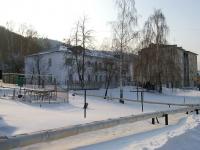 Zhigulevsk, Upravlencheskaya (Bogatyr) st, house 4. Apartment house