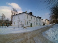 neighbour house: st. Upravlencheskaya (Bogatyr), house 4. Apartment house