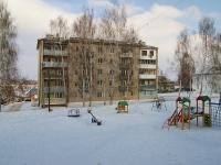 Жигулевск, улица Управленческая (п. Богатырь), дом 6. многоквартирный дом