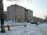 Zhigulevsk, Upravlencheskaya (Bogatyr) st, house 6. Apartment house