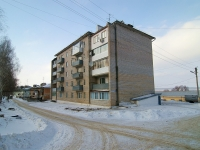 neighbour house: st. Upravlencheskaya (Bogatyr), house 6. Apartment house