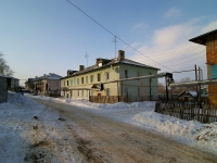 neighbour house: st. Upravlencheskaya (Bogatyr), house 8. Apartment house