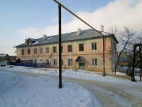neighbour house: st. Upravlencheskaya (Bogatyr), house 9. Apartment house