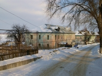 Жигулевск, улица Управленческая (п. Богатырь), дом 9. многоквартирный дом