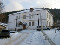 neighbour house: st. Upravlencheskaya (Bogatyr), house 13. Apartment house
