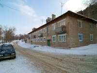 neighbour house: st. Upravlencheskaya (Bogatyr), house 15А. Apartment house