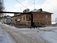 neighbour house: st. Upravlencheskaya (Bogatyr), house 16А. Apartment house