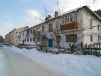 neighbour house: st. Upravlencheskaya (Bogatyr), house 16. Apartment house