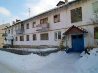 Zhigulevsk, Upravlencheskaya (Bogatyr) st, house 16. Apartment house